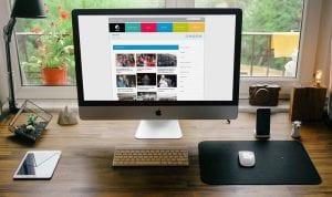 ATKV desktop view | Thinking Creative